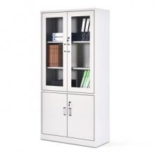 中伟文件柜办公柜钢制铁皮柜资料柜档案柜储物柜大器械文件柜